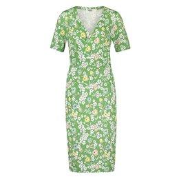 IEZ! Dress Wrap Jersey Prints