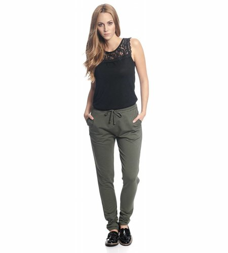 Vive Maria Cool Lace Pants Olive