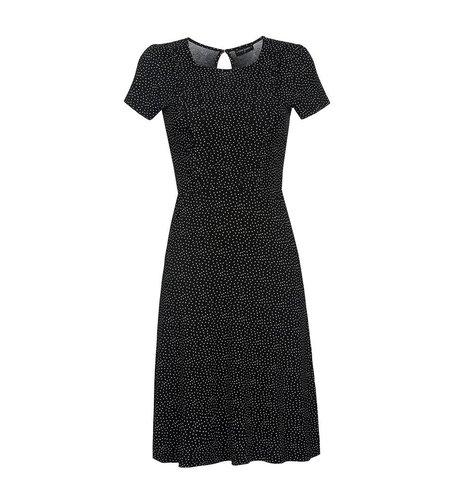 Vive Maria Camille Volant Dress Black