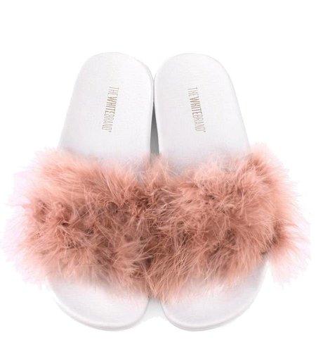 TheWhiteBrand Feathers Pink