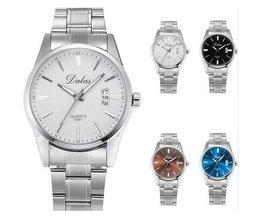 Dalas Heren Horloge In Verschillende Kleuren