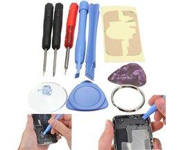 9 In 1 Reparatieset Voor Smartphones