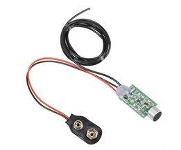 FSN112 Mini FM Transmitter Bug