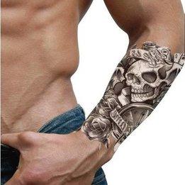 Tijdelijke Tattoo's
