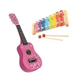 Kinder Muziekinstrumenten
