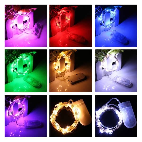 LED Verlichting 2 meter op Batterij I MyXLshop (SuperTip)