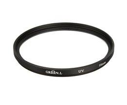 UV Beschermingkap voor Cameralens 58*58mm voor Canon en Nikon