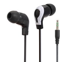 3.5 mm Stereo In-Ear Oordopjes