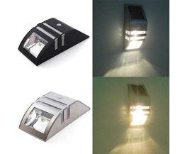 LED Verlichting Buiten van Roestvrij Staal
