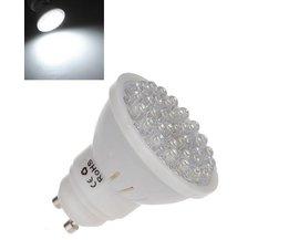 GU10 LED Spotje Met Koud Wit Licht
