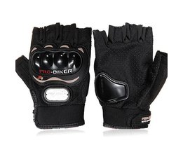 Handschoenen Met Halve Vingers