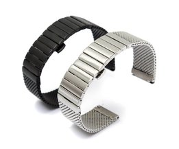 Band Horloge Staal 22 mm