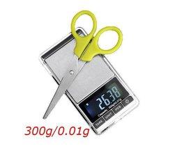 Mini Elektronische Weegschaal met Digitale Display