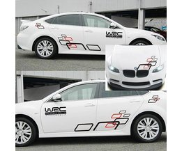 Tuning Stickers Voor De Auto
