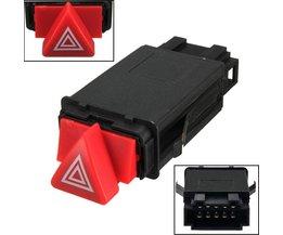 Alarmlichtschakelaar Voor Audi