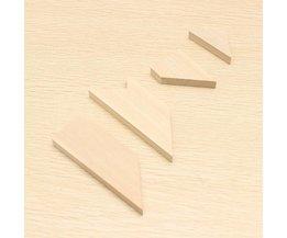 Tangram Met 4 Stukken