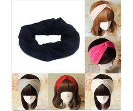 Zachte Haarband In Meerdere Kleuren Voor Vrouwen