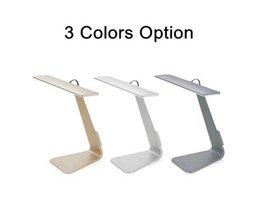 Design Bureaulamp LED in 3 Kleuren met USB