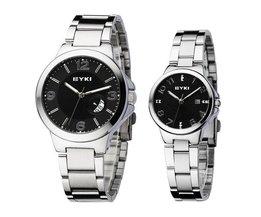 EYKI Horloges voor Koppels