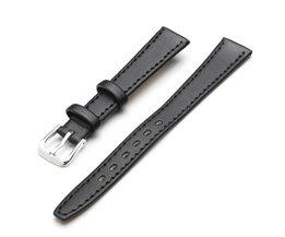 Horlogeband van Leer