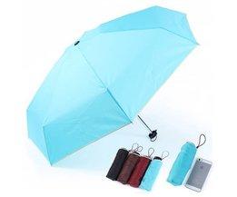 Mini Opvouwbare Paraplu Ultra Licht
