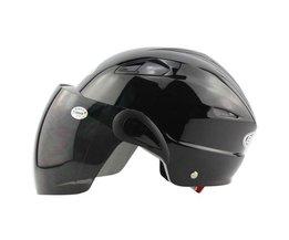 Helm Half Gezicht