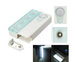 LED Lamp Met Infrarood Sensor