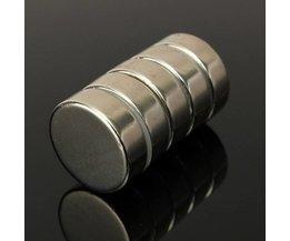 Neodymium N52 Magneten 5 Stuks