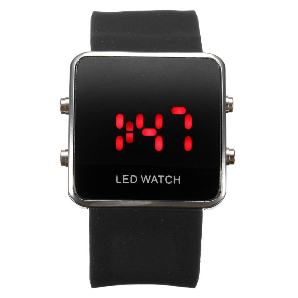 Horloge Met LED Verlichting kopen? I MyXLshop