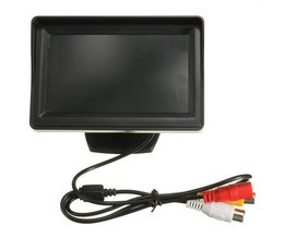 Auto Monitor Achteruitrijcamera voor de Ford Transit / Transit Connect