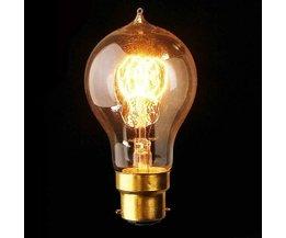 Edison Retro Industriële Kooldraad Gloeilamp 110V of 220V