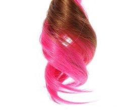 Gekleurde Hairextensions