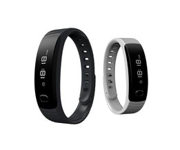 Unisex Digitaal Sport Horloge met Stappenteller GX-BW111