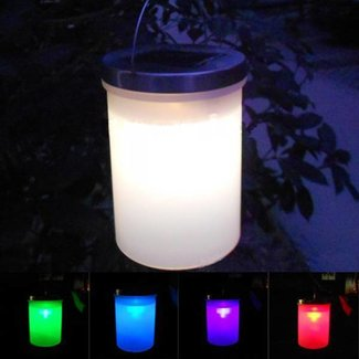 Solar LED Lantaarn
