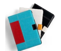 Leren Flip Cover voor iPad 2/3/4