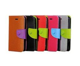 Flipcase iPhone 5 in Verschillende Kleuren
