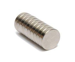 Neodymium Magneetje (10 Stuks)