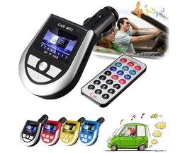 Auto MP3 Speler