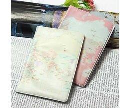 Paspoort Hoes In Twee Verschillende Kleuren