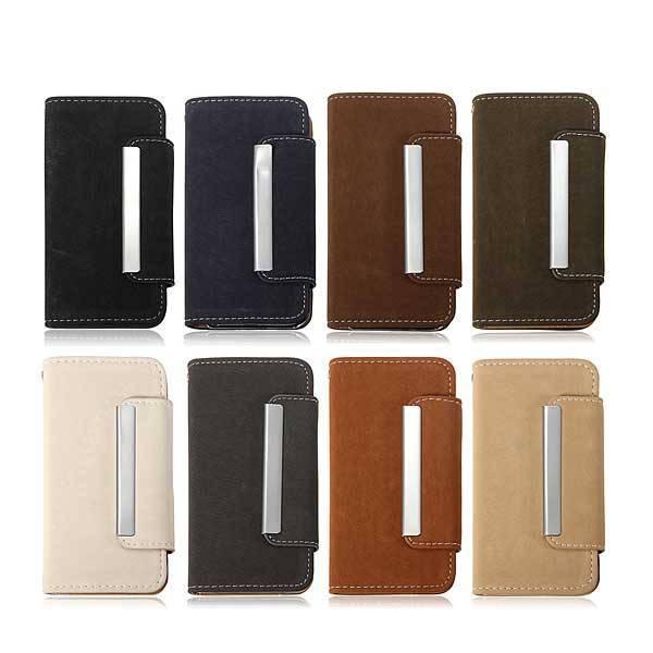 36852ccd0ee Portemonnee Telefoonhoesje voor iPhone 5 & 5S I MyXLshop (SuperTip)