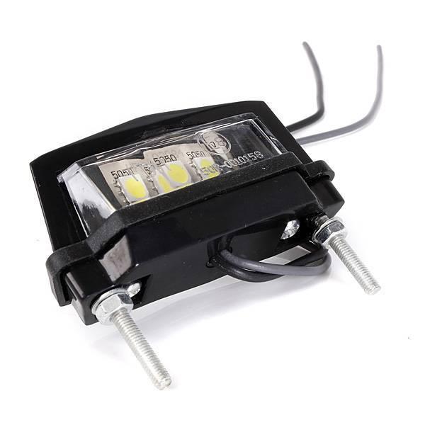 LED Verlichting Kentekenplaat Motor kopen? I MyXLshop (Tip)