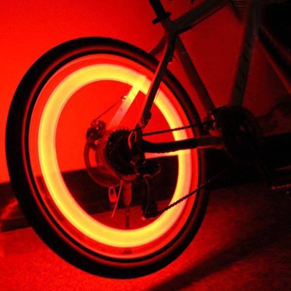 Fietswiel LED Verlichting Haai Vorm kopen? I MyXLshop (Tip)
