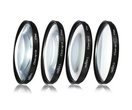 Close up Lens Filter voor Nikon D3000