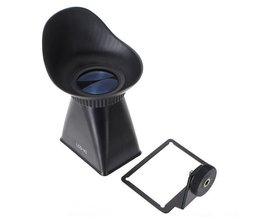 V3 LCD Viewfinder 2.8x Vergroting voor Canon 600D