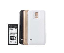 Accu Samsung Galaxy S5 i6900 Extra Capaciteit