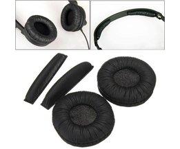 Ear Pads voor de Sennheiser PX100 & PX200