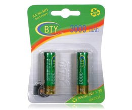 AA Batterijen Oplaadbaar