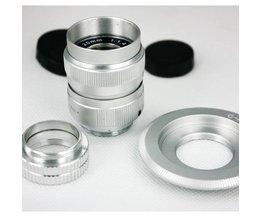 Olympus C lenskit 25mm F/1.4 CCTV 1/2