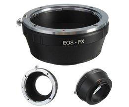 EOS FX cameralens
