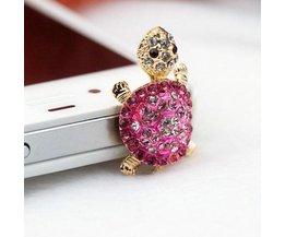 3.5 mm Jackplug Bescherming Diamant